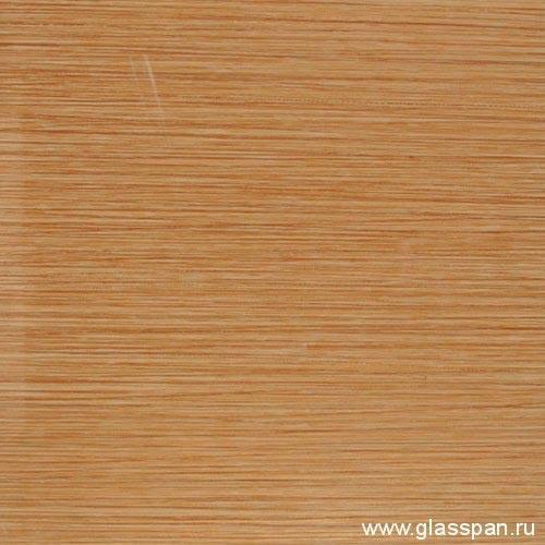 Декоративные стеклянные панели Гласспан dg050 волокна бронза