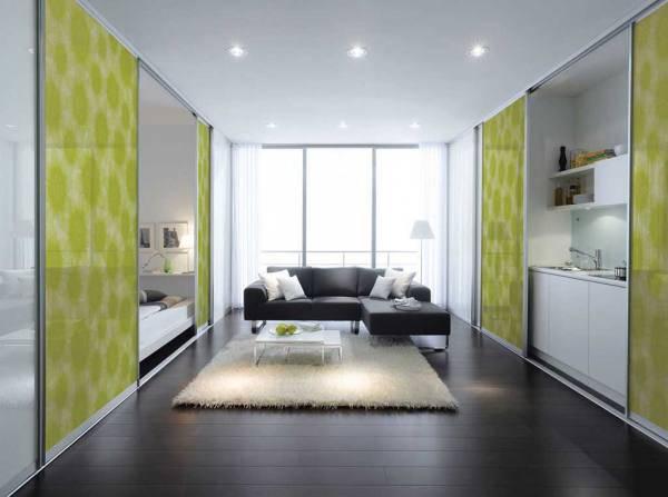 Декоративные панели из безопасного стекла ГЛАССПАН (GLASSPAN)
