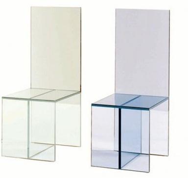 стул стекло