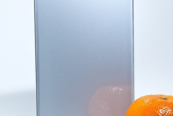 стекло ral 9006 серый металлик