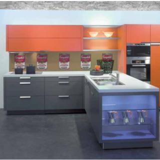 """Фартук для кухни из серии """"Pop-Art"""". Стандартные размеры:  - 300 CM (Ширина) X 60CM (Высота)  Наполнение: стеклянная панель размером 300х60 см."""