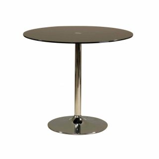 """Столешница из тонированного закаленного стекла с бронзовым оттенком. Ножка из металла в тон.  Толщина: 8 мм. Радиус: 500мм, 700мм, 1000мм.  Также стол может быть выполнен по индивидуальным размерам.      [contact-form-7 id=""""2692"""" title=""""Заказать обратный звонок""""]"""