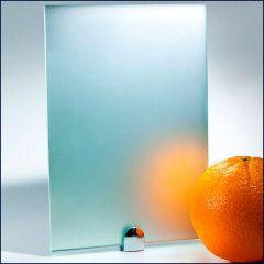зеркало сатин серебряное