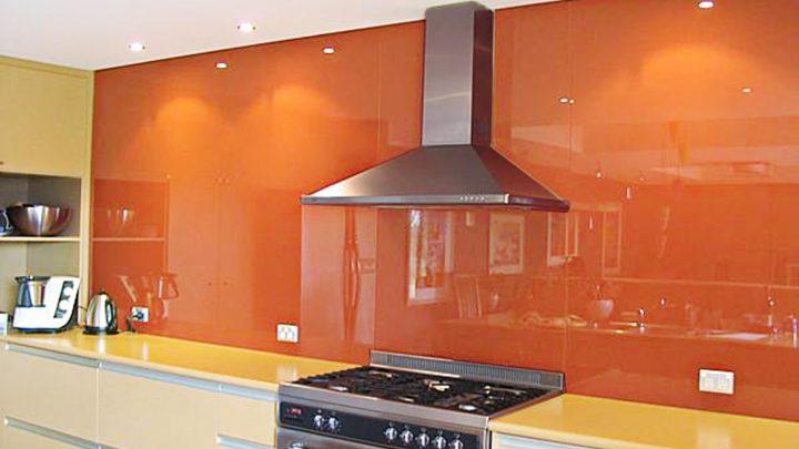 фартук серии цвет оранжевый