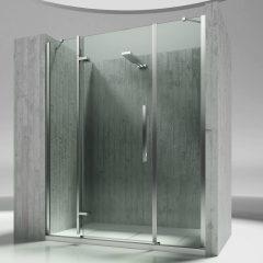 стеклянные перегородки для душа цена