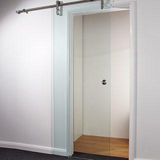 Характеристики Раздвижная одностворчатая стеклянная дверь.  Стандартные размеры:  - 60 CM (Ширина) X 200 CM (Высота) - 70 CM (Ширина) X 200 CM (Высота) - 80 CM (Ширина) X 200 CM (Высота) - 90 CM (Ширина) X 200 CM (Высота)   Наполнение: стеклянная панель размером 200х60 см, металлические крепления и дверные ручки.   Базовая цена: