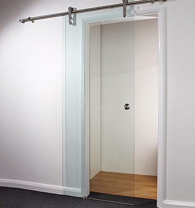 2-створчатая раздвижная дверь