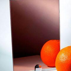 тонированное бронзовое зеркало