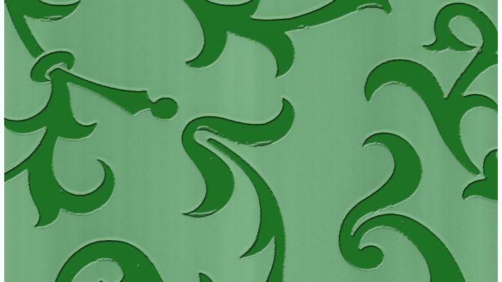 цветная пленка зелённый