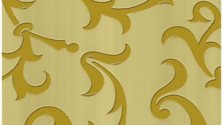 цветная пленка золотистый