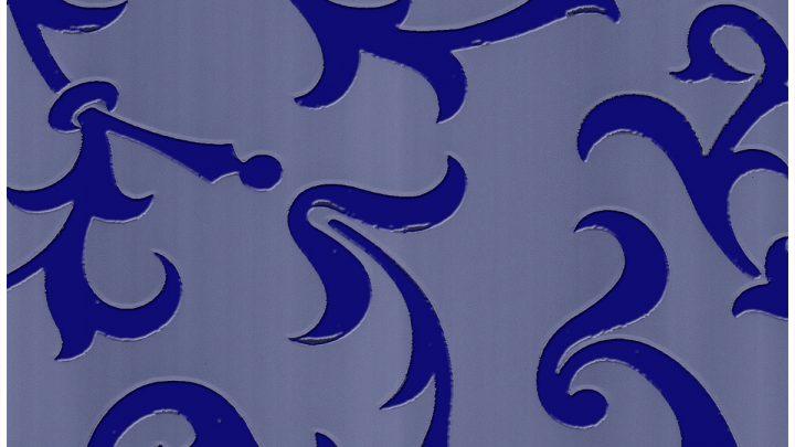 цветная пленка синий со стальным отливом