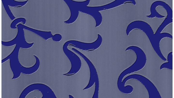 цветная пленка глубоководный синий