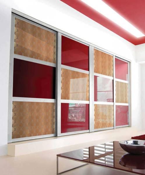 Декоративные стеклянные панели Гласспан
