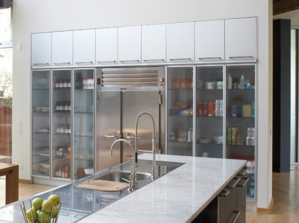 Стекло для кухонной мебели