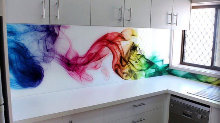 печать по стеклу скинали