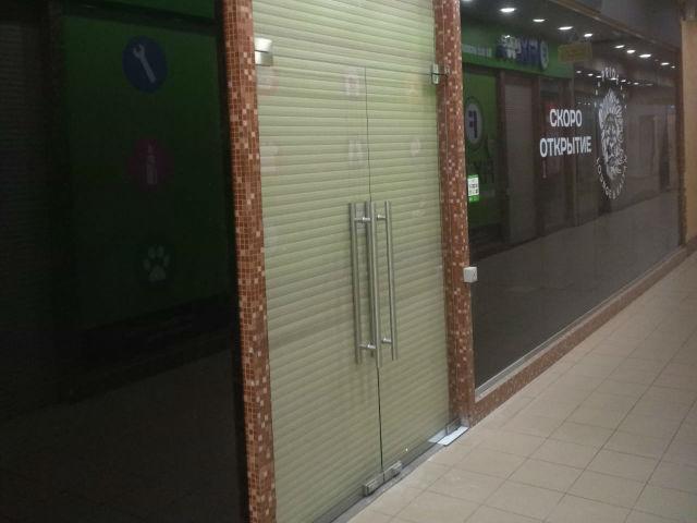 Стеклянные двери АстраГласс
