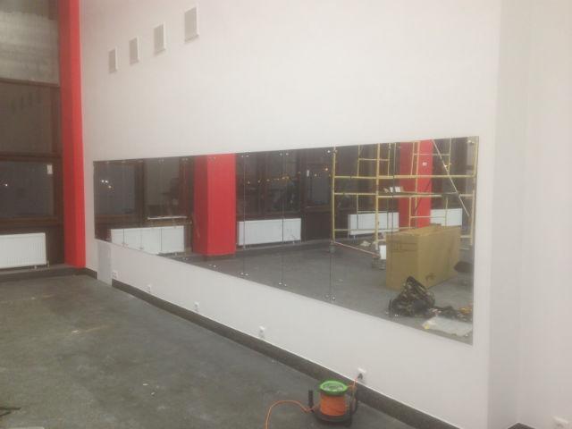 Зеркала в тренажерный зал 125 - 3