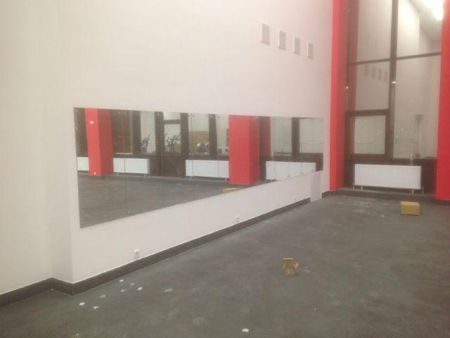 Зеркала в тренажерный зал 125